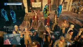 Assassin's Creed: Unity gets 11-minute commented gameplay video, screenshots and artwork