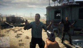 Battlefield Hardline 12 minute singleplayer footage