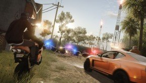 Battlefield: Hardline screenshots feature main protagonist, Rescue and Hotwire modes