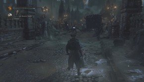 Bloodborne gets six minutes of direct-feed gameplay footage