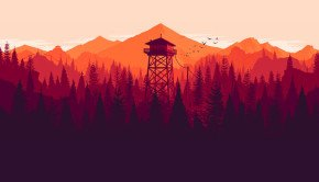Campos Santos releases the first gorgeous trailer for Firewatch (2)