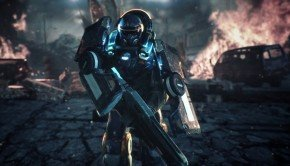 Debut trailer, screenshots from PS4-exclusive twin-stick shooter Alienation
