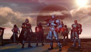 Destiny First Expansion announcement accompanies Competitive Multiplayer Trailer