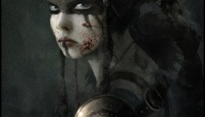 Fresh concept art from Ninja Theory's Hellblade feature Senua, enemies (2)