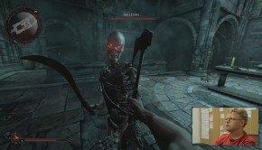 Hellraid 21-minute gameplay footage demonstrates combat mechanics