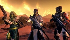 Mars is your Destiny in latest gameplay trailer from Bungie + new screenshots showcase armour, environments and combat
