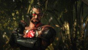 Mortal Kombat X Kano variation gameplay video  (1)