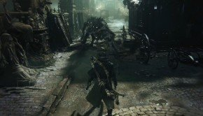 Mysterious characters, terrifying creatures adorn Bloodborne gameplay trailer, screenshots