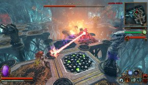 Neocore unveils new screenshots for Deathtrap, a tower-defense game arriving this Fall