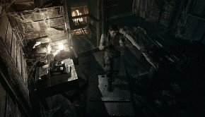 Resident Evil remake comparison screenshots illustrate visual differences + Three fresh images (8)