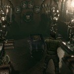 Resident Evil remake comparison screenshots illustrate visual differences + Three fresh images (9)