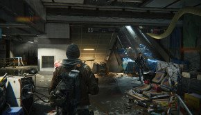 See post-apocalyptic New York in these new The Division screenshots, artwork