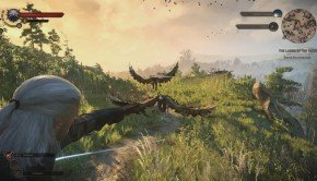 The Witcher 3 Wild Hunt 35 minute video feature new gameplay footage