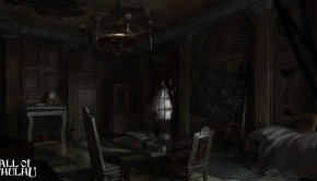 Two new pieces of Artwork from next-gen Call of Cthulhu