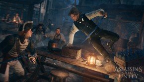Assassin's Creed Unity screenshots show well-dressed Arno and some co-op action  (1)