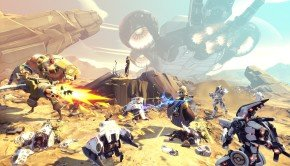 Battleborn first gameplay footage shows 5-player co-op action  (3)