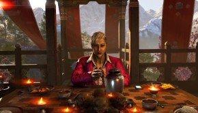Far Cry 4 trailer showcases King of Kyrat Pagan Min, bits of gameplay