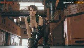 Metal Gear Solid 5 The Phantom Pain teaser video features the Mute Assassin and Kojima Teases Metal Gear Collection 2014