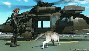 Metal Gear Solid V The Phantom Pain– eyepatch Wolf companion, Diamond Dog  (4)