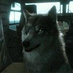 Metal Gear Solid V The Phantom Pain– eyepatch Wolf companion, Diamond Dog  (5)