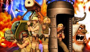 Metal Slug 3 heads to PS3, PS4 and PS Vita