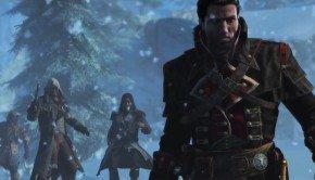 "Polar bears, Adéwalé and Shay star in Assassin's Creed: Rogue ""Assassin Hunter"" trailer"