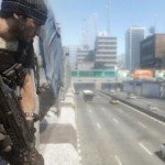Call of Duty Advanced Warfare video shows off high-speed chase on free-way