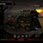 Darkest Dungeon Quest SelectEstate Map illustrated in new image