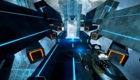 DeadCore launch trailer depicts first-person platforming action
