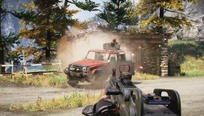 Far Cry 4 trailer showcases the Lowlands of Kyrat
