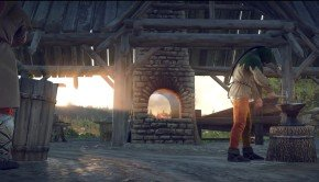 Kingdom Come: Deliverance Early Alpha teaser illustrates gorgeous medieval Europe.