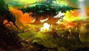 Screenshots and Artworks from Final Fantasy XIV: Heavensward