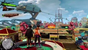Sunset Overdrive new gameplay footage