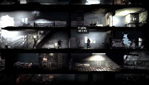 This War of Mine gameplay trailer depicts the struggle for survival
