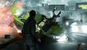 Watch more than 16 minutes of commented Quantum Break gameplay