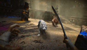 Far Cry 4 cinematic commercial has wingsuits, elephants, RPG's and arena fights