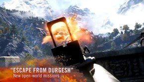 Far Cry 4 season pas trailer depicts new content