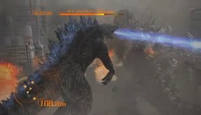 Godzilla takes on monsters, destroys EVERYTHING in duo of gameplay trailers