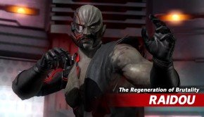 Raidou returns in Dead or Alive 5: Last Round; trailer, screenshots here