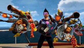 Sunset Overdrive trailer details explosive weapons pack