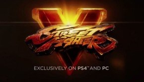 Capcom accidentally revealed Street Fighter V as PC and PS4 exclusive