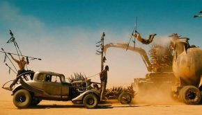 Check out this insane post-apocalyptic trailer for Mad Max: Fury Road