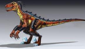 Cybernetic dinosaur Riptor is new fighter in Killer Instinct Season 2