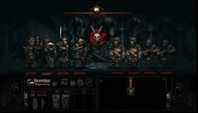 Darkest Dungeon heads to PS4 in 2015; trailer, screenshots posted