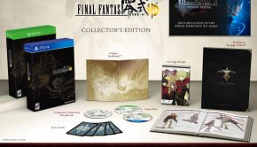 Final Fantasy Type-0 HD Collector's Edition announced, detailed