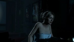 Hayden Panettiere's Samantha is chased by a masked killer in Until Dawn trailer