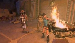 Lara Croft and The Temple of Osiris trailer celebrates launch on 9 December