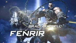 Rise of Incarnates teases new fighter Brad Burrell AKA Fenrir with trailer, artwork