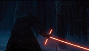Star Wars: The Force Awakens has droids, Stormtroopers and the Millennium Falcon,