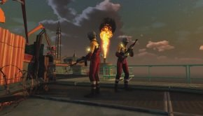 Sunset Overdrive first story-based DLC takes you to off the coast of Sunset City